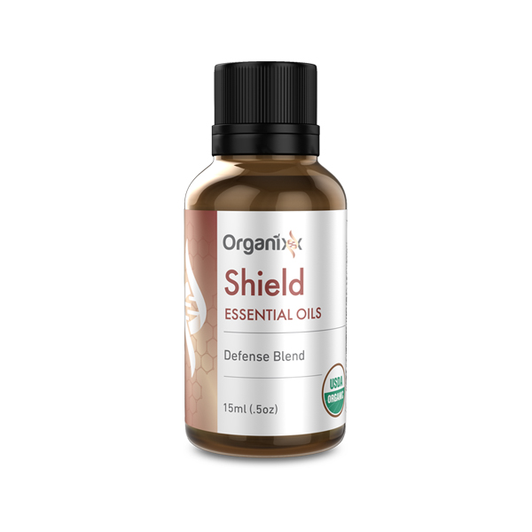 Essential Oils Shield
