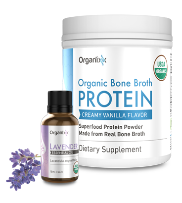 Organixx Bone Broth Protein