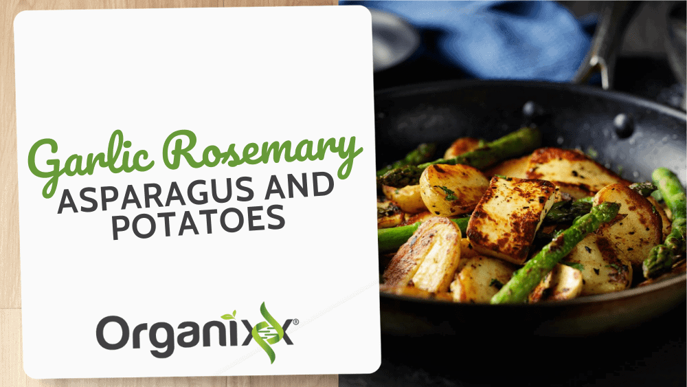 Rosemary Asparagus and Potatoes