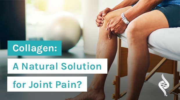 Collagen: A Natural Solution for Joint Pain?